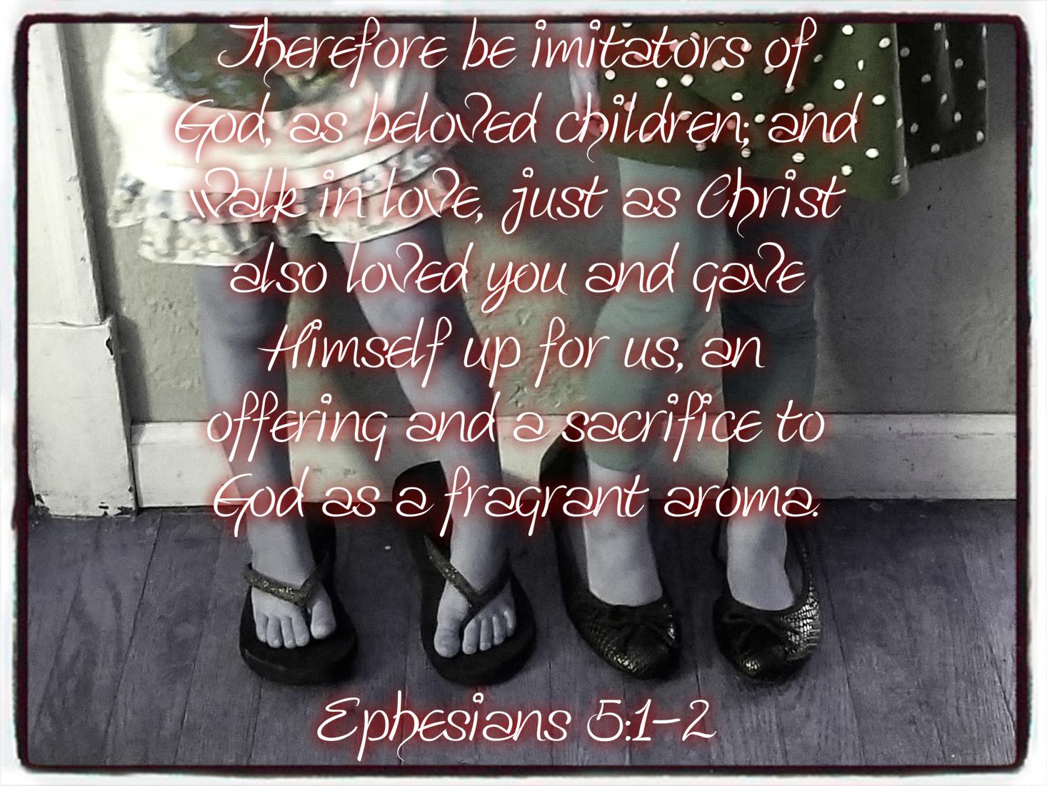 imitator of God