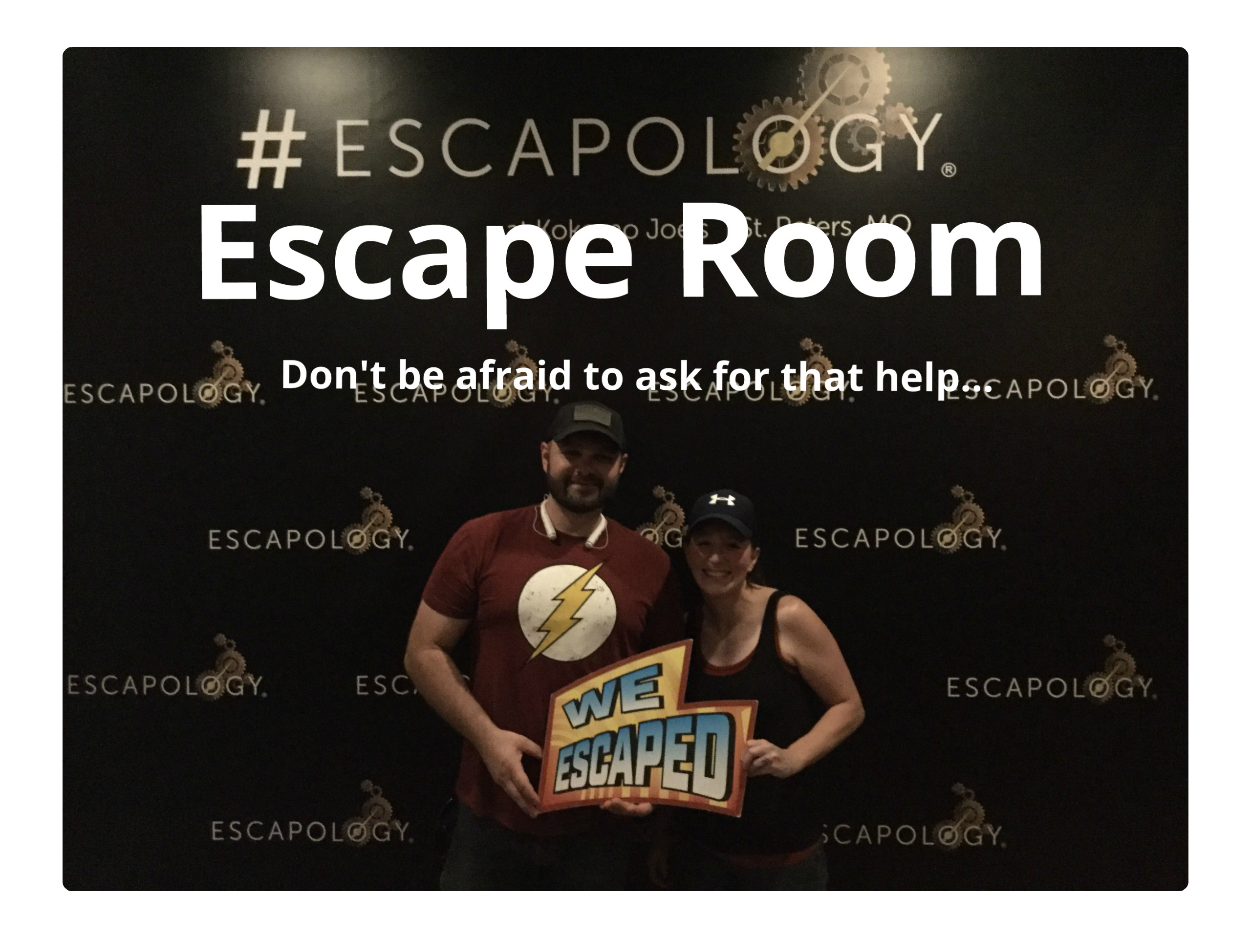 escape room help