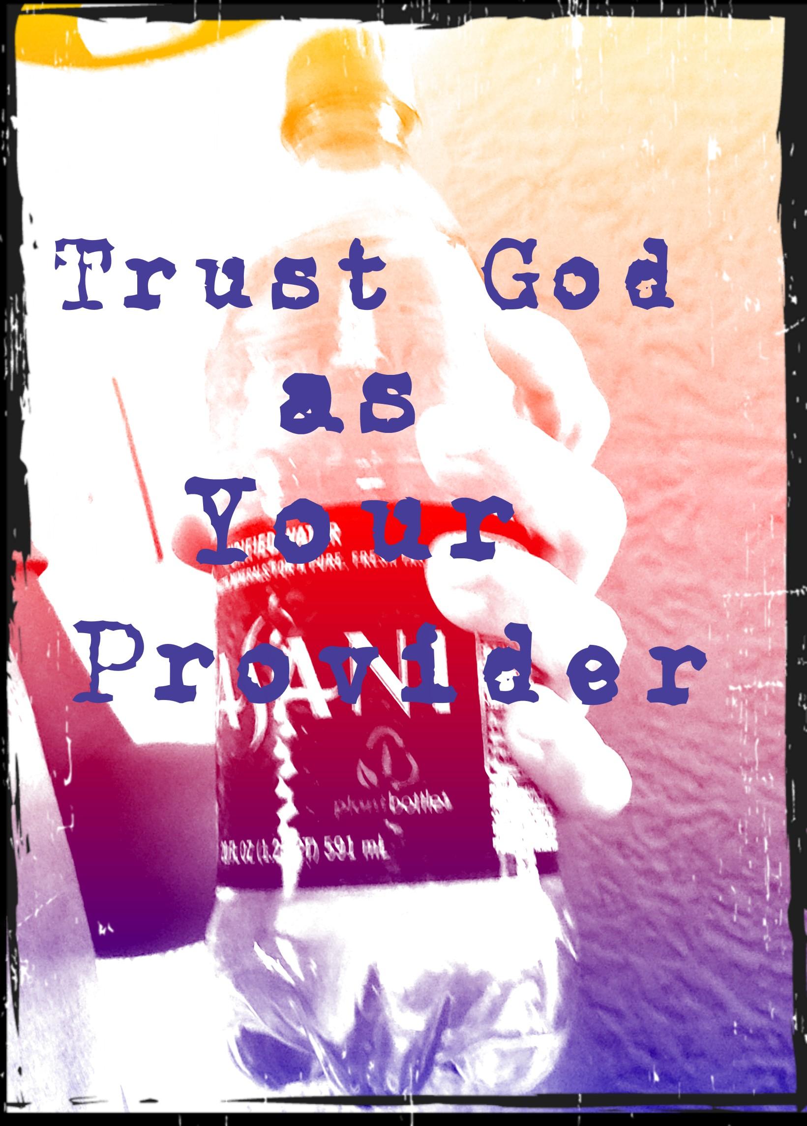Trust God Provider